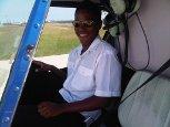 Ashley Mkhungo (Helicopter PPL)