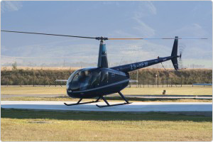 Commercial Helicopter Pilot Licence