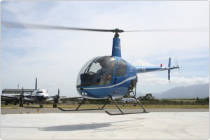 Blue Sky offers a Hire and Fly service