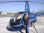 Nicolette de Clerq (Helicopter PPL)
