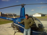 Sarel Weyers (Helicopter PPL)